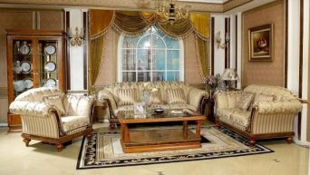 Attractive traditional living room designs ideas in italian 32