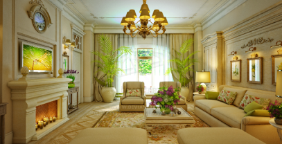 Attractive traditional living room designs ideas in italian 34