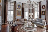 Attractive traditional living room designs ideas in italian 44