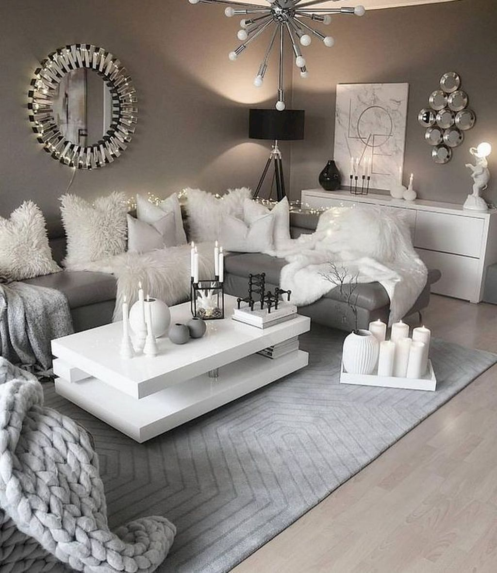 Awesome contemporary living room decor ideas 13