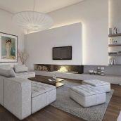 Awesome contemporary living room decor ideas 26