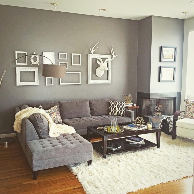 Awesome contemporary living room decor ideas 33
