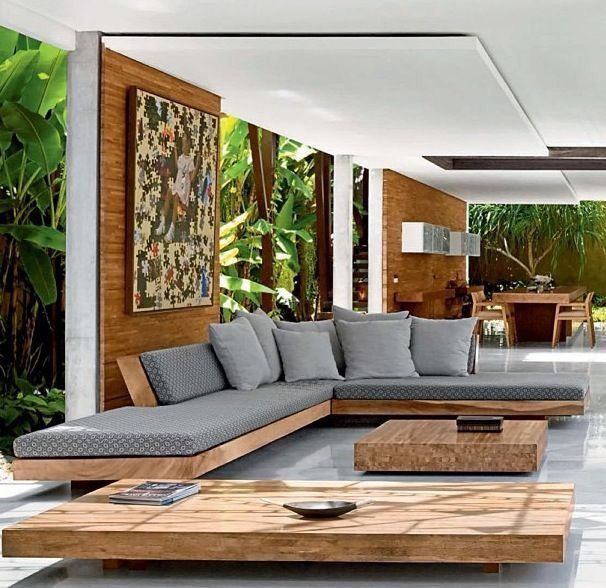Brilliant furniture design ideas with wood pallets 05