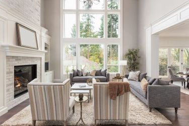 Charming living room design ideas for outdoor 11