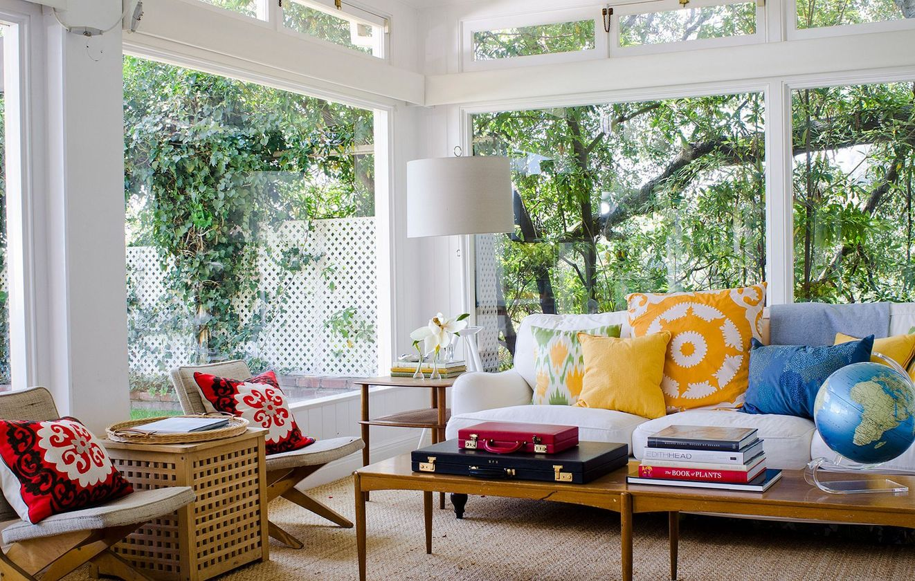 Charming living room design ideas for outdoor 15