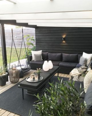 Charming living room design ideas for outdoor 32