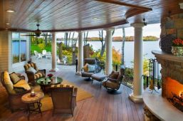 Charming living room design ideas for outdoor 37