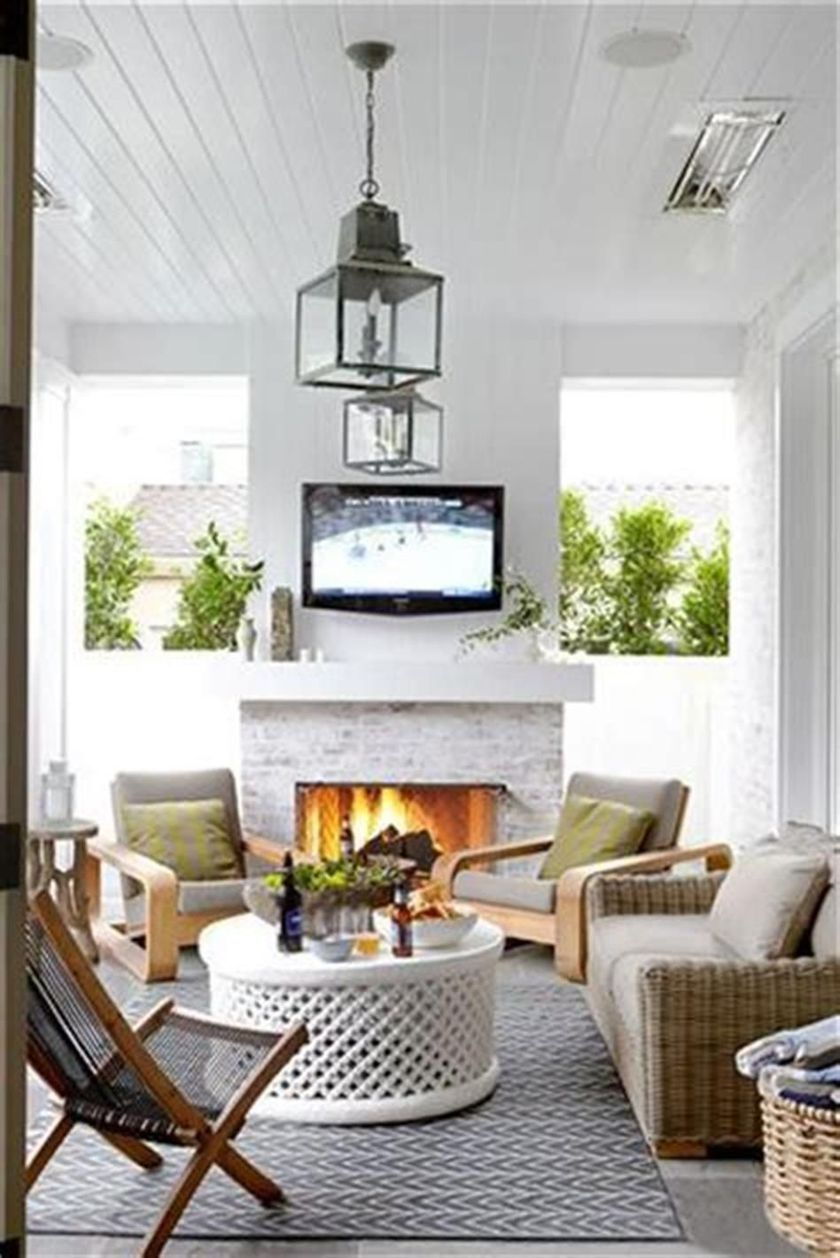 Charming living room design ideas for outdoor 50