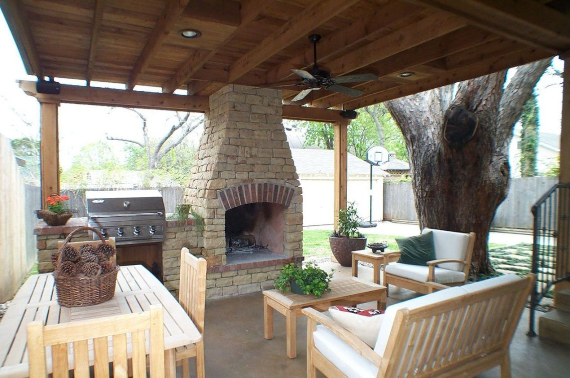 Charming living room design ideas for outdoor 54