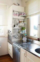 Elegant kitchen desk organizer ideas to look neat 08