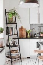 Elegant kitchen desk organizer ideas to look neat 24