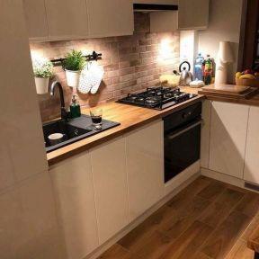 Elegant kitchen desk organizer ideas to look neat 33