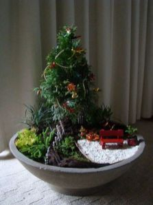 Impressive mini garden mug ideas to add beauty on your home 18