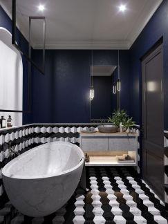 Inspiring shower tile ideas that will transform your bathroom 08