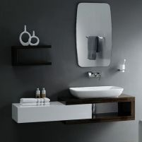 Magnificient bathroom sink ideas for your bathroom 02