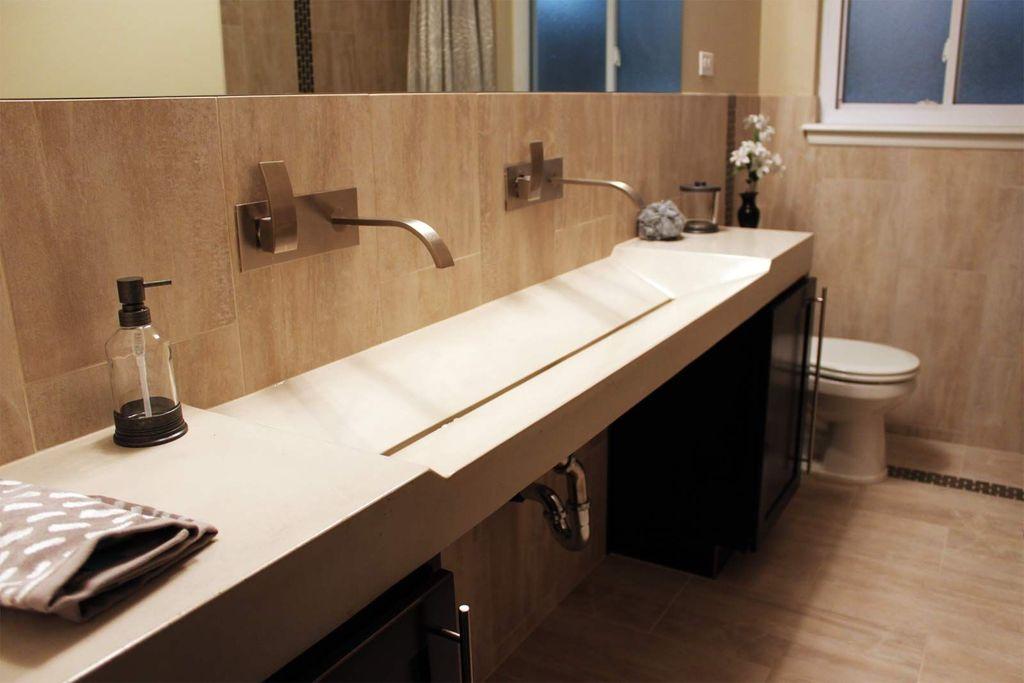 Magnificient bathroom sink ideas for your bathroom 21