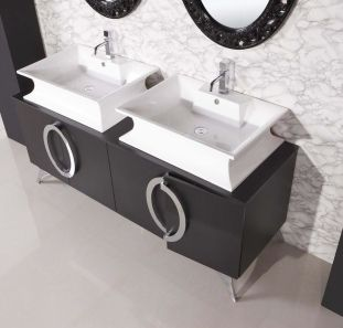 Magnificient bathroom sink ideas for your bathroom 23