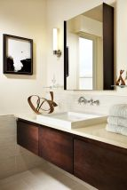 Magnificient bathroom sink ideas for your bathroom 35