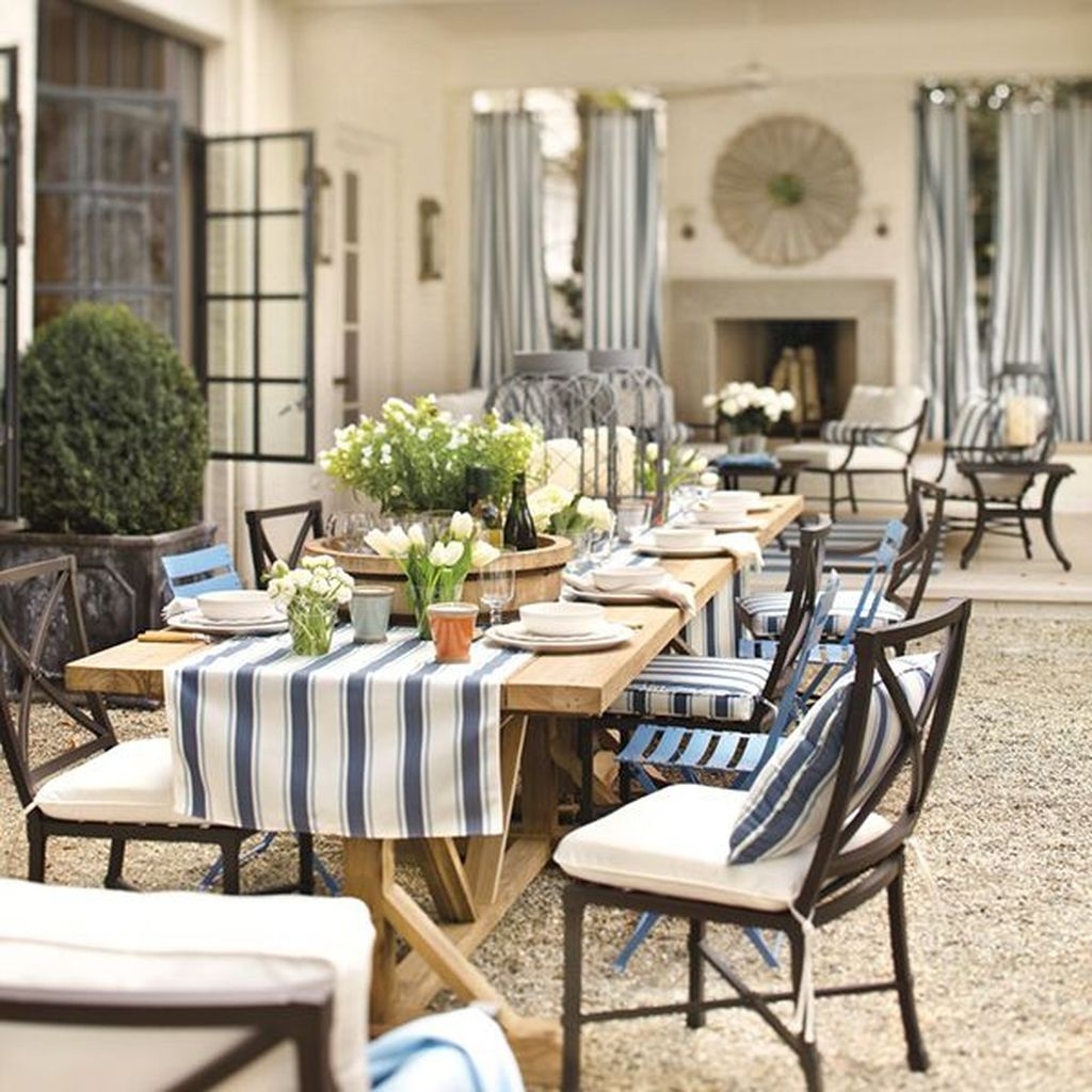 Nice ideas to re imagine your dream dining spot with sets 17