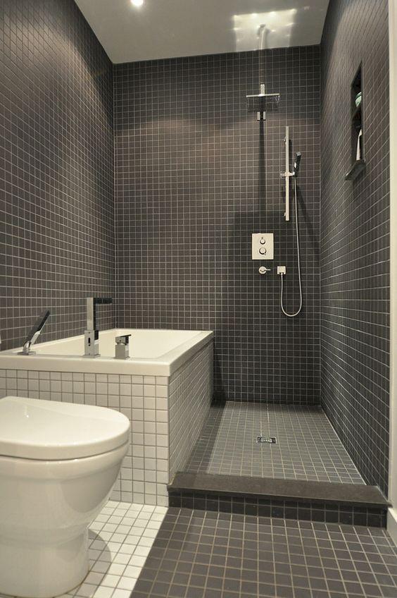 Stunning wet room design ideas 19