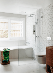 Stunning wet room design ideas 30
