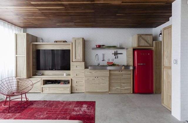 This Small Apartment Filled With Unique Straicase That Fabulous 1