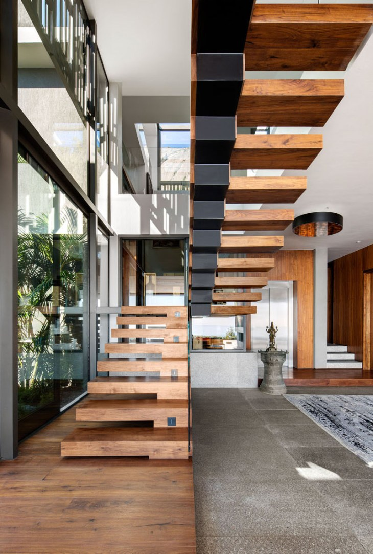 This Modern House With Beautiful Interior Designed For Entertainment 6