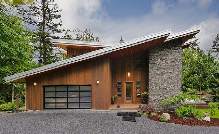 Modern House Design With Cottage Feeling That Truly Inviting 1