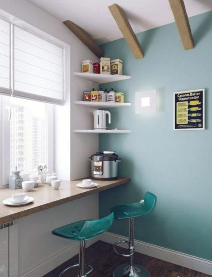 A-cozy-breakfast-bar-on-the-windowsill