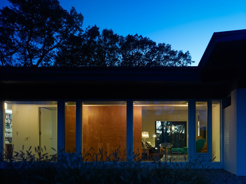 A Stunning Modern House With One-Storey That May Inspire You 1
