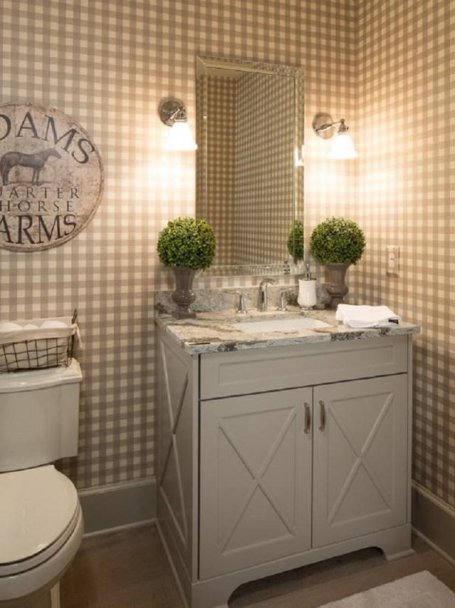 Country City Bathroom