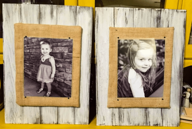5 Rustic Picture and Frame