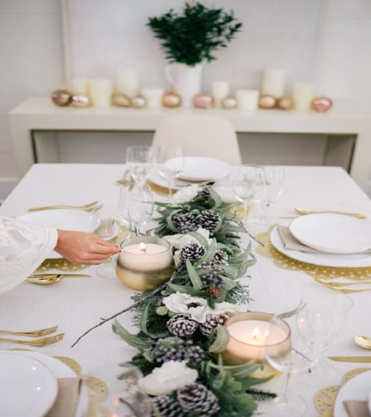 3 Stunning Original Winter Table Decoration Ideas To Get Your Guest Unstoppably Say WOW