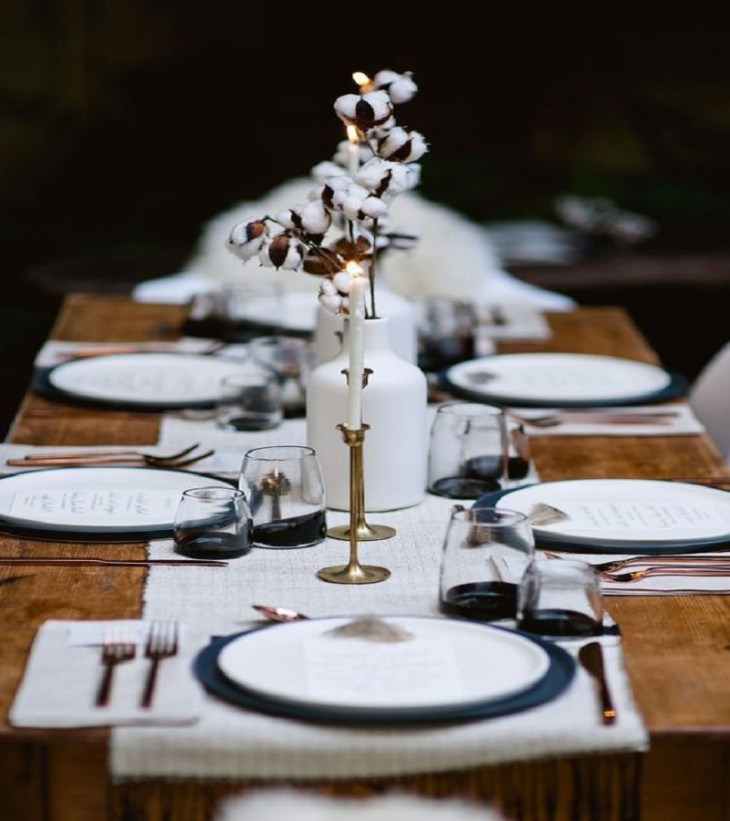 5 Stunning Original Winter Table Decoration Ideas To Get Your Guest Unstoppably Say WOW