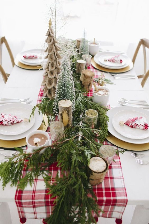 8 Stunning Original Winter Table Decoration Ideas To Get Your Guest Unstoppably Say WOW