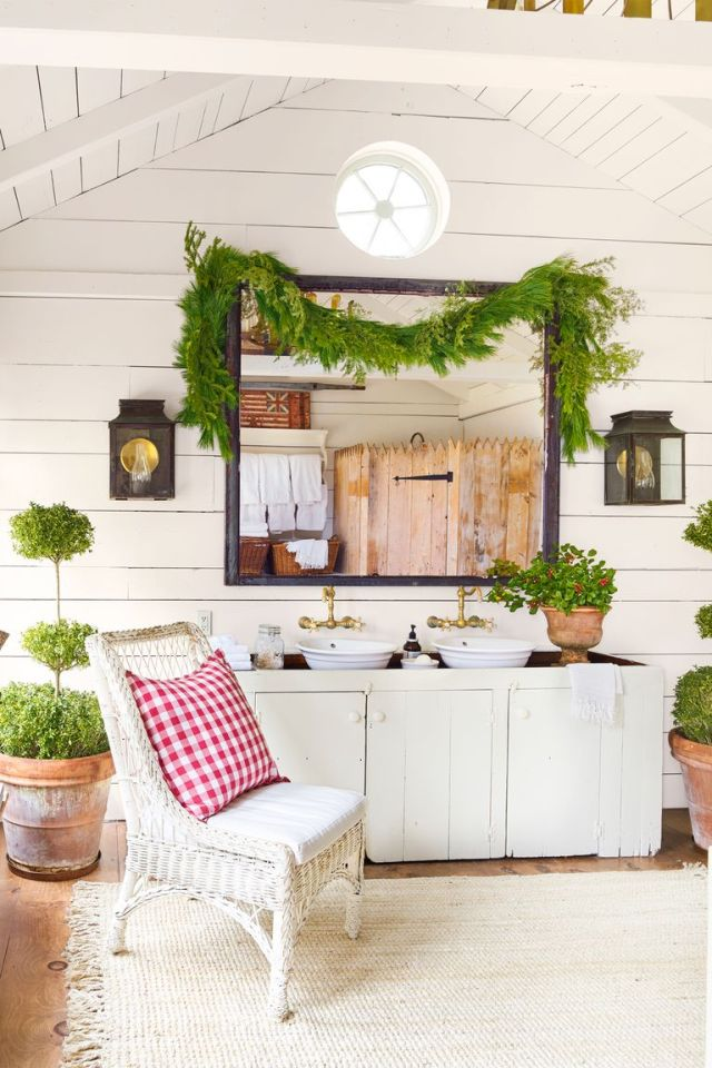 Bring to your bathroom Homey Decoration Ideas To Hibernate Your Mind In Style Along The Winter