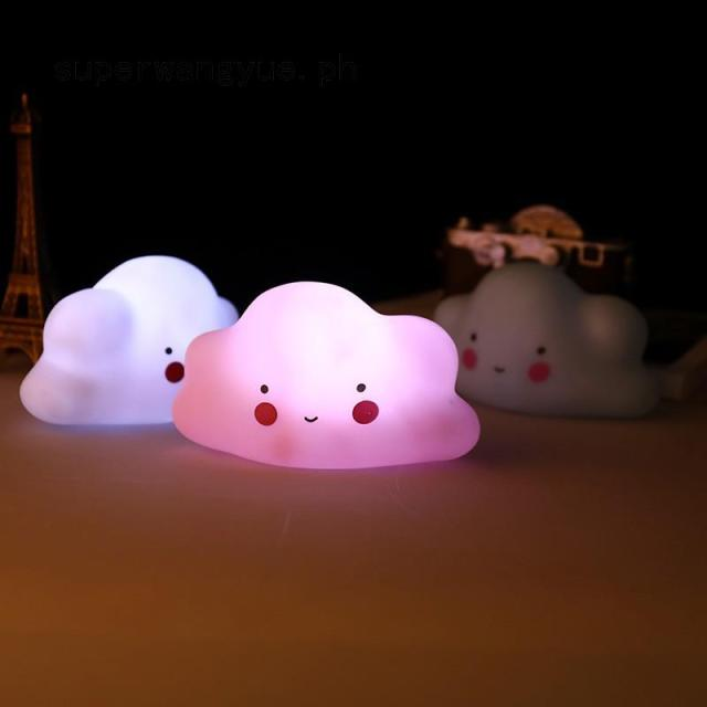 Cloud led night light Kids Room Night Lamps To Keep Your Kids on Their Happy Dream