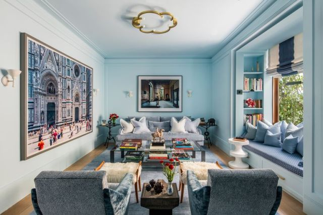 Icy blue mix Seasonally Charming Yet Perennially Fresh Winter Color Palettes Ideas