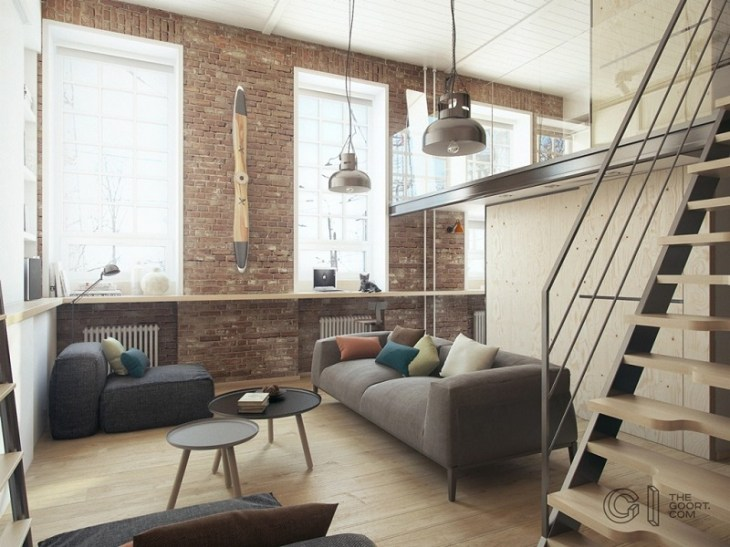 One-bedroom-apartment-for-a-young-couple-with-rustic-style-but-awesome-1