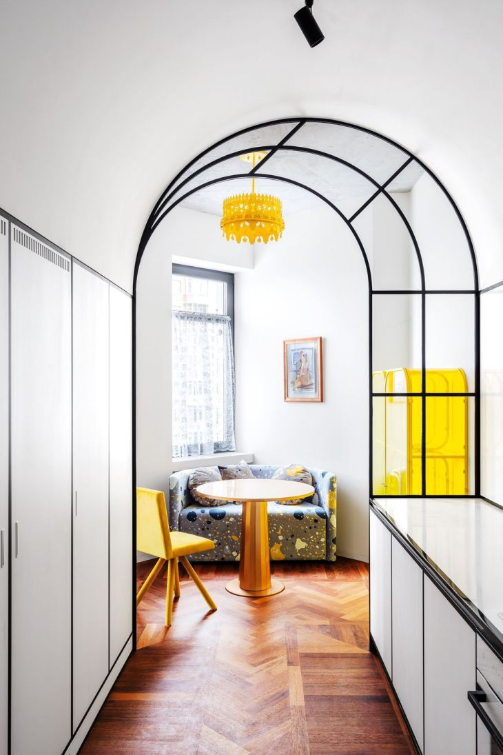 Frame the nook Shining Breakfast Nook Ideas That Will Make Your Morning Happier