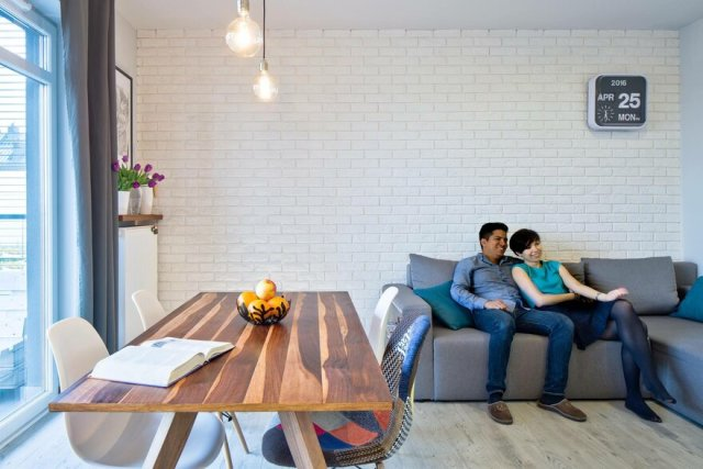 This 39 Square Meters Flat Gives Everything For A Young Couple 4