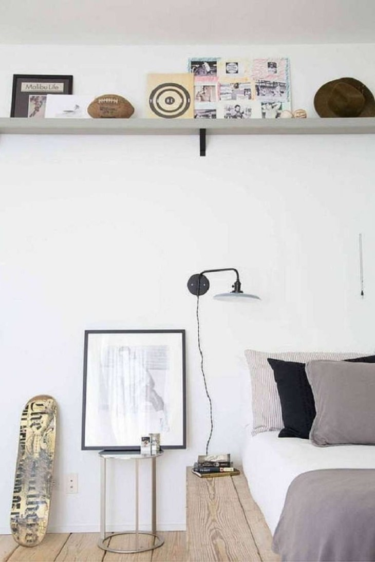 6 Strategic Ways To Make Your Small And Cramped Bedroom Look Bigger And Give You More Space