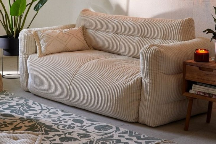 Matilda floor sofa Ultimate Couches And Chairs For Your Home here You Never Want To Get Up