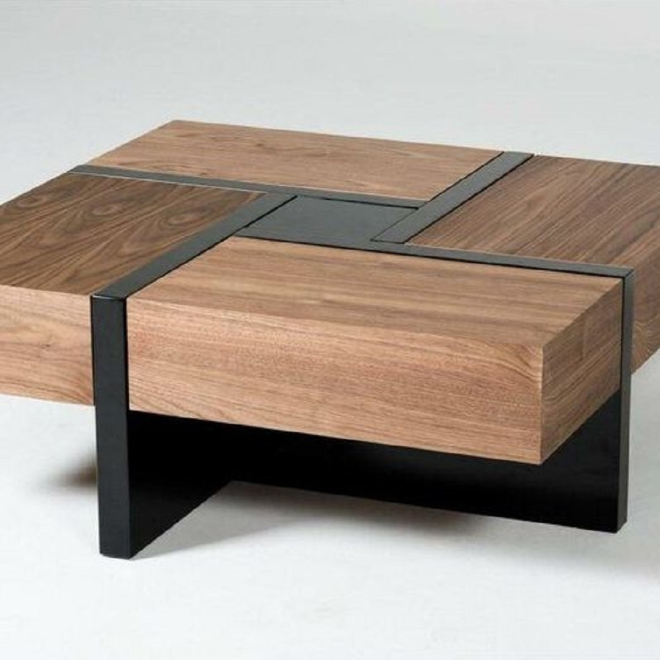 Amazing Table Coffee With Hidden Storage To Help You Store Your Stuff With Style