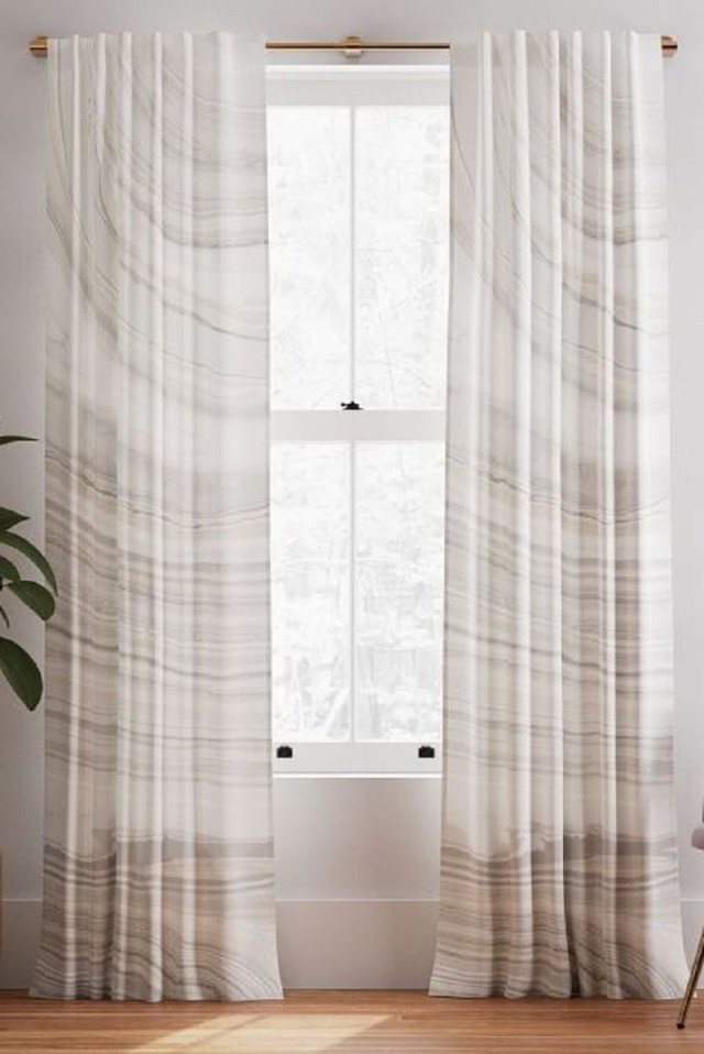 Marble curtains Undoubtedly Inspiring Bedroom Curtain Ideas To Instantly Elevate Your Space