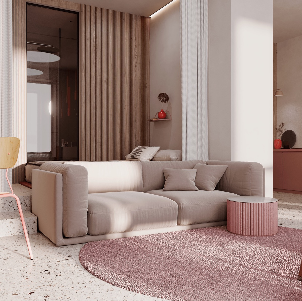 2 Pink Home Ideas To Give A Penchant Stylish Touch