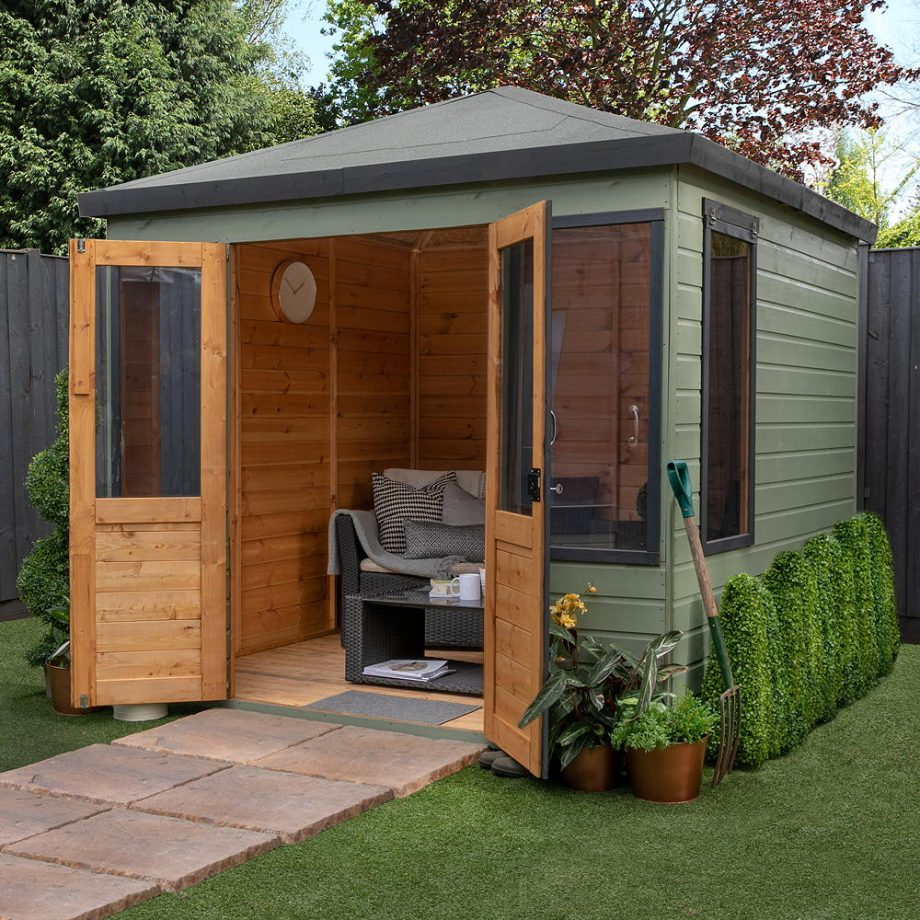 Affordable summerhouse Dreamiest Garden Room Design Ideas To Have A Lounging In An Idyllic Garden Retreat