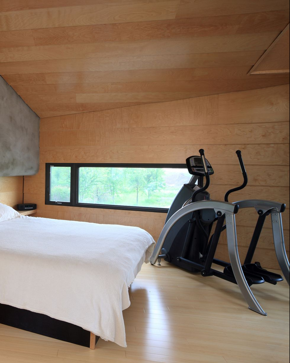 Bedroom corner gym Ultimate Home Gym Ideas To Keep Your Workout Up To Relieve Stress