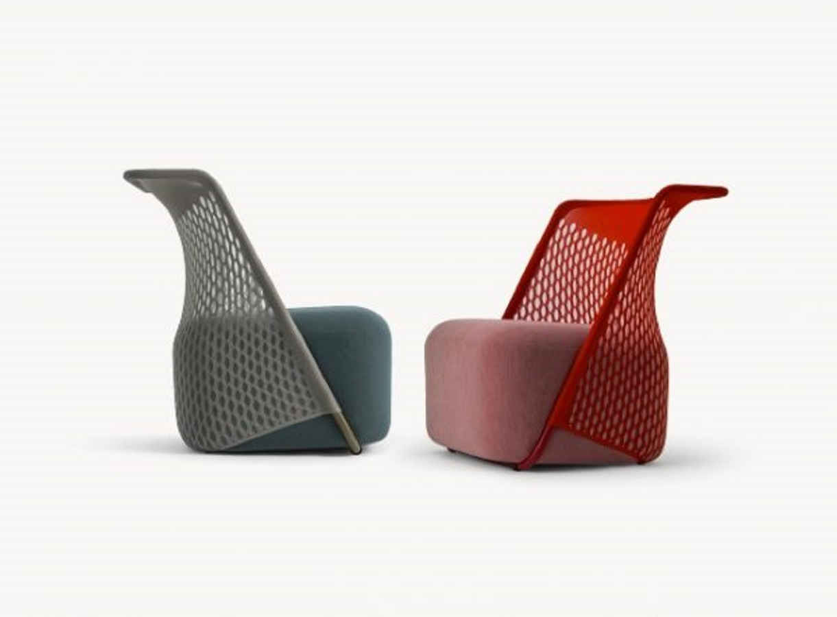 Cradle chair The Most Artistic Sculptural Chairs To Add An Exhibition Touch In Your Home