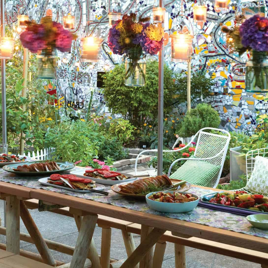 Creative blending Embracing Summer Garden Party Ideas To Invite People Happiness In A Warmer Weather